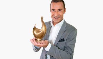 Goldene Henne 2018, Auszeichnung, Celebrities, Veranstaltung, Fernsehen, TV-Ausblick, Goldene Henne, Bild, Otto Waalkes, Gregor Gysi, Medien / Kultur, People