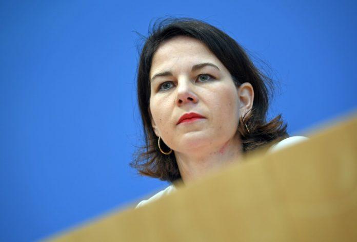 Annalena Baerbock,Politik,Nachrichten,Presse,Berlin,Aktuelles,Rüstungsexportgesetz ,Waffenhandel