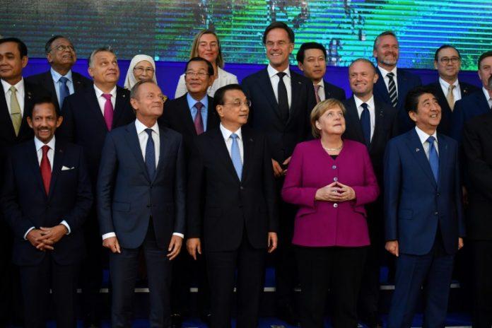 Asem-Gipfel,Politik,Brüssel,Nachrichten,Präsident ,Donald Trump,Europa ,Asien,Ausland
