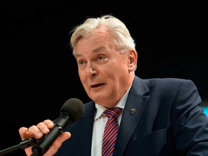 Vorstand,Bernd Gögel, Stuttgart, Personalie, Landtag, Wahlen, Bernd Gögel, Partei, Politik
