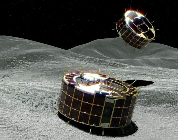 Mascot,Nachrichten,Asteroiden Ryugu,Hayabusa 2,Jaxa
