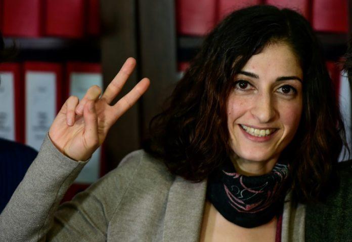 Prozess in Istanbul,Mesale Tolu, Istanbul,Rechtsprechung,Ausland,People,Nachrichten
