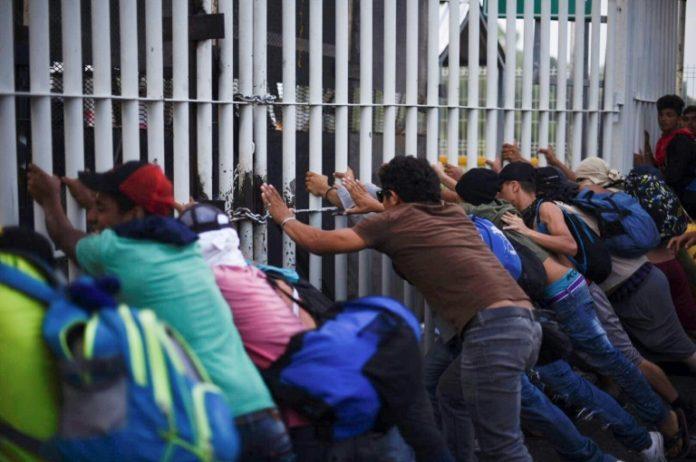 Migranten ,Mexiko,Nachrichten,News,Guatemala,USA