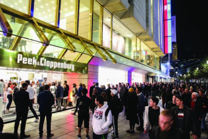 Peek & Cloppenburg ,Medien,Mode,Nachrichten,#nachrichten #presse #aktuelles #news ,Frankfurt,Fashion,Beauty