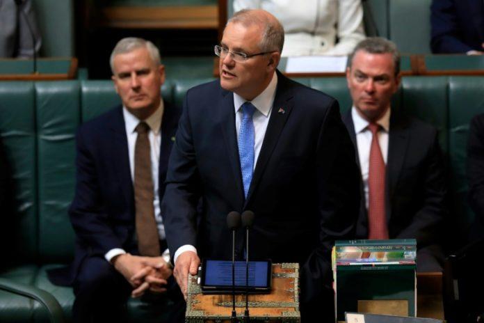 Scott Morrison,Missbrauchsopfern,Kinder,Opfer,Kriminalität,Australien ,News,Nachrichten,Presse,Aktuelles