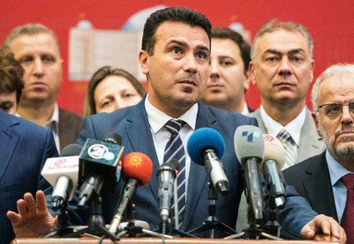 Zoran Zaev ,Ausland,Außenpolitik,Mazedonien,Wahlen,Nachrichten,Presse,Aktuelles,News