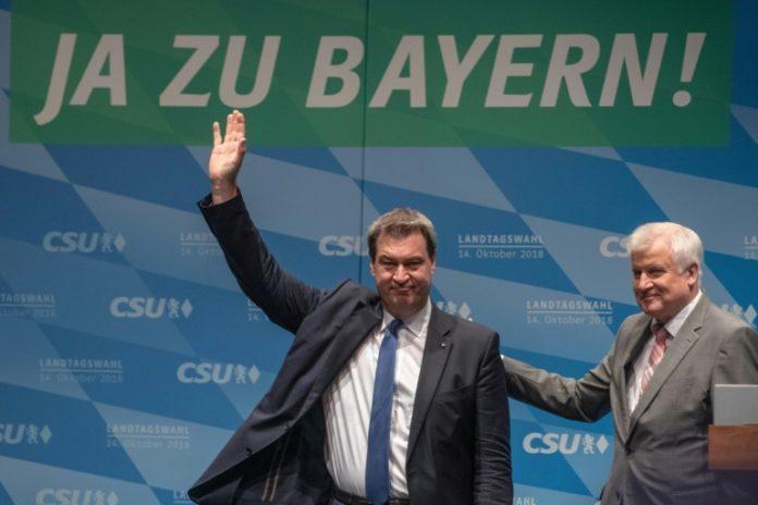 Ingolstadt,Markus Söder,Horst Seehofer,Politik,Bayern, Wahlen