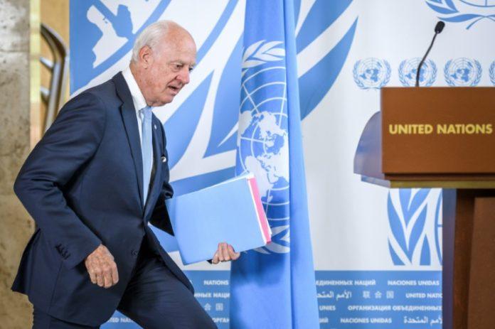 Staffan de Mistura,Politik,Ausland,Nachrichten,Syrienkonflikt,Damaskus