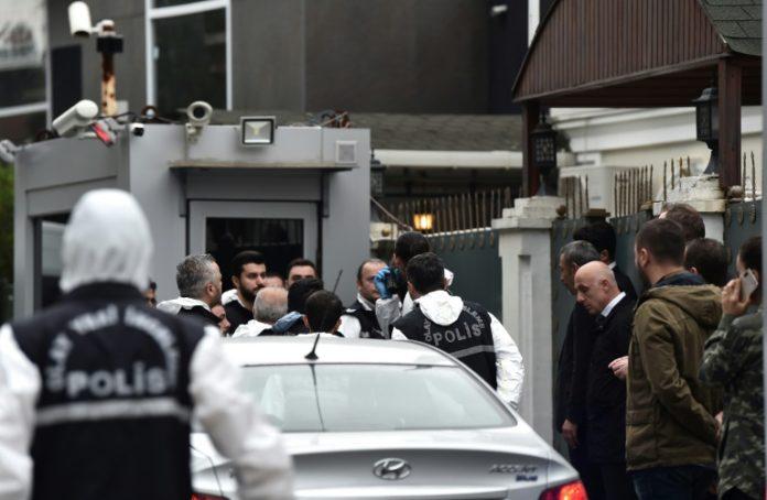 Istanbul,Jamal Khashoggi ,Nachrichten,Ausland,Türkische Polizei