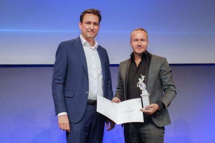 München, Bayerische Printpreis, Preisverleihung, Auszeichnung, Celebrities, Printmedien, Medien, Bild, Verlag, Medien / Kultur