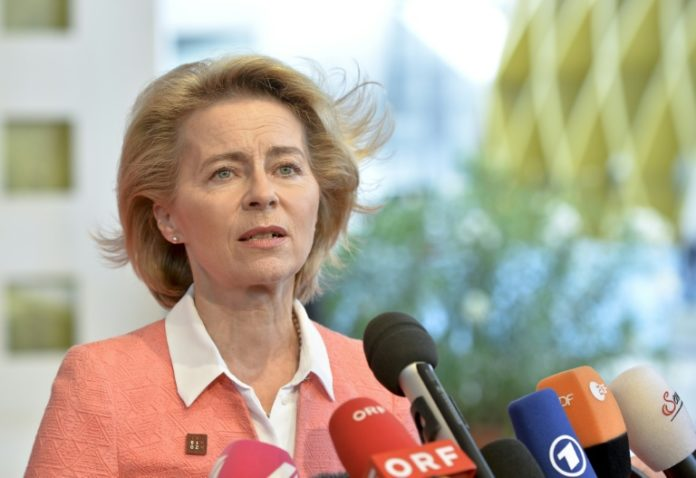 Ursula von der Leyen ,Politik,Nachrichten,Ausland,Peking,Presse, Aktuelles,News,Mongolei ,Australien ,Bahrain