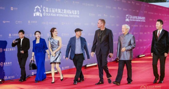 Xi'an, China, Unterhaltung, Medien / Kultur,Silk Road International Film Festival,Nachrichten,Film,Bild