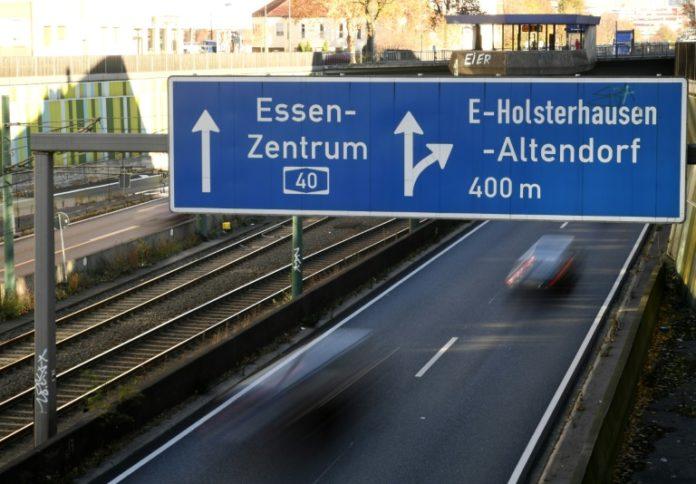 Fahrverbote,Autobahn A40,Essen,Diesel-Fahrverbot,Nachrichten,News,Presse,Aktuelles,Gelsenkirchen