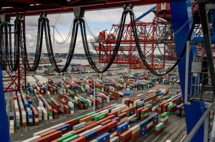 Exporte fallen,Export,Statistische Bundesamt in Wiesbaden,Wiesbaden,Handel,Nachrichten,Presse,News