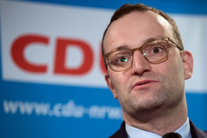 Jens Spahn,Politik,Nachrichten,Presse,Aktuelles,Angela Merkel ,Wahl,Berlin