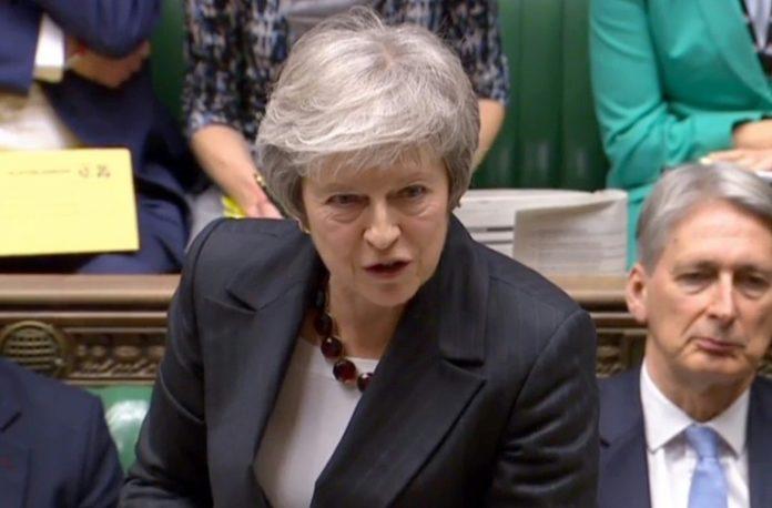 Brexit-Abkommen,Theresa May,London,Nachrichten,Ausland,Außenpolitik,Presse