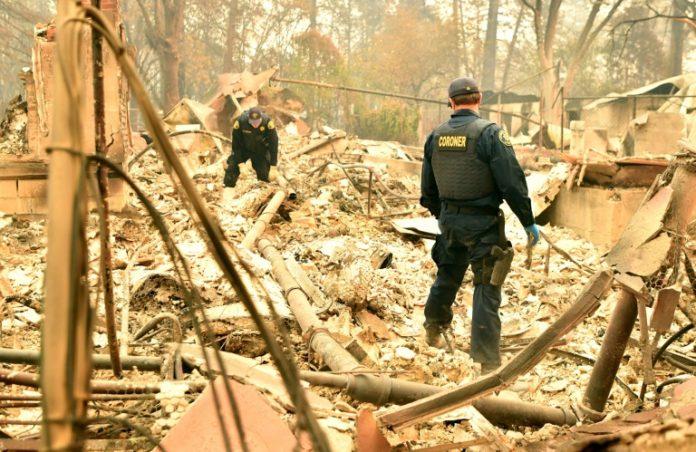 Kalifornien,Todesopfer,Nachrichten,News,Presse,Camp Fire,Waldbrand,Paradise