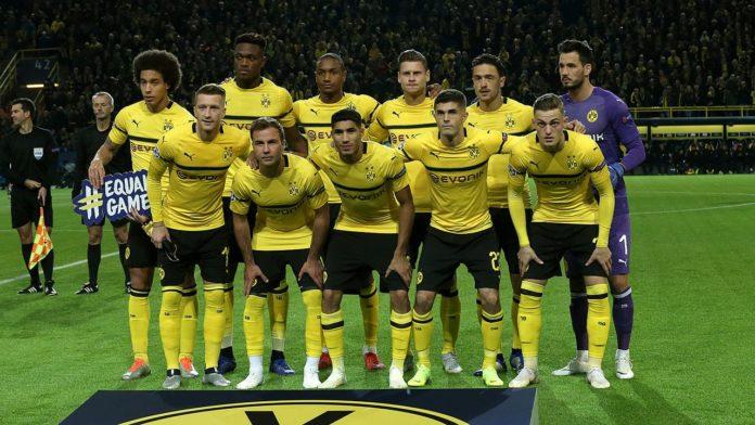Borussia Dortmund, Baden-Baden, Fußball, Kinder, Auktion, Stiftung, Celebrities, Spenden, Borussia Dortmund, Weihnachten, Soziales, People