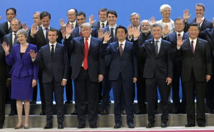 Buenos Aires, G20,Ukraine-Krise, Klima, Handel,Politik,Nachrichten,News,Presse,Aktuelles,Angela Merkel ,Wladimir Putin ,Donald Trump