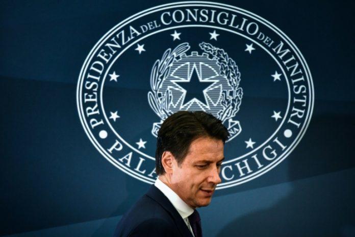 Giuseppe Conte,Ausland,Außenpolitik,Nachrichten,News,Presse, Aktuelles,Haushalt,Italien,Rom