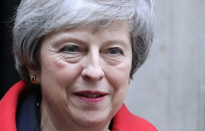 Theresa May,London,Brexit,Politik,Nachrichten,News,Presse,Ausland,Europäische Gerichtshof