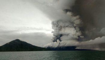 Indonesien,Vulkan Anak Krakatoa,Vulkan, Anak Krakatoa,News,Presse,Nachrichten,Aktuelles,Ausland