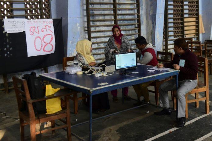 Dhaka,Parlamentswahl,Wahl.Außenpolitik,News,Presse,Aktuelles,Sheikh Hasina,Bangladesch