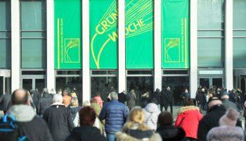 Internationale Grüne Woche,Berlin,#VisitBerlin,#Berlin,Ernährung,Landwirtschaft,Ausstellung,News,Presse,Aktuelles