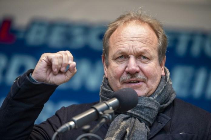 Verdi,Frank Bsirske, People,News,Presse,Nachrichten,Aktuelles,Deutschland,Gehalt,Forderung