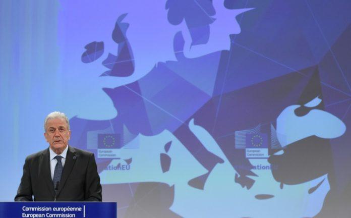 Brüssel,EU,Brüssel und Berlin,Flüchtlingen,Malta,Dimitris Avramopoulos,Politik,Nachrichten,News,Presse,Aktuelles