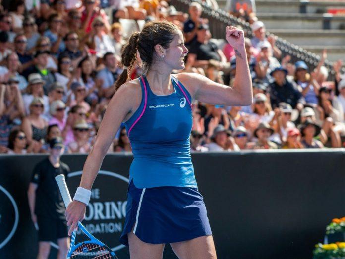 Julia Görges,,Auckland,Sport,News,Presse,Nachrichten,Aktuelles,Tennis