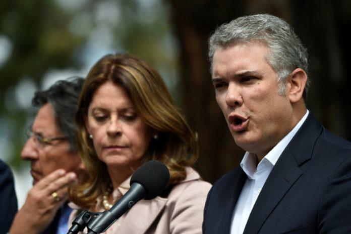 Iván Duque,LN-Guerilla ,People,Kolumbien,News,Presse,Aktuelles,,Ausland
