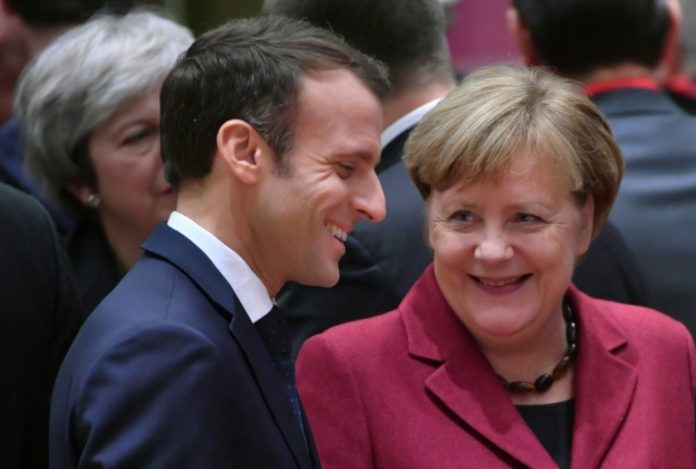 Angela Merkel ,Emmanuel Macron,Aachen,Frankreich, Elysée-Vertrag ,Charles de Gaulle ,Paris,Politik,News,Presse,Nachrichten
