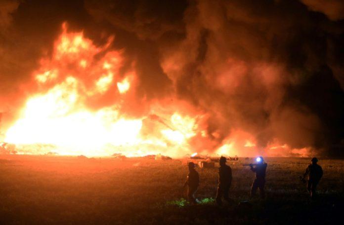 Mexiko,Pipeline-Katastrophe,News,Presse;aktuelles,Nachrichten,Hidalgo