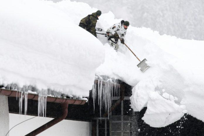 Schnee,Winter,Alpenvorland,Horst Seehofer,Schneefälle ,News,Presse,Aktuelles
