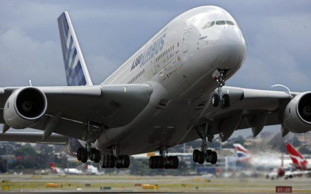 Passagierjet,Airbus A380,2021,News,Nachrichten,Aktuelles,Luftverkehr