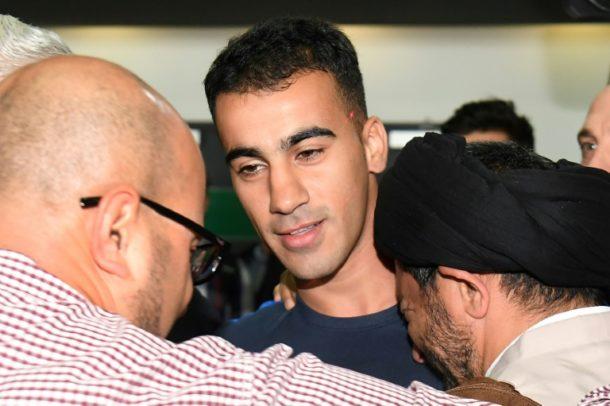 Hakeem Al-Araibi , Melbourne,People,Fußball,Australien,News,Sport,Presse,Aktuelles,Nachrichten