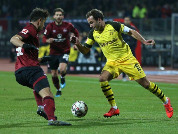 Borussia Dortmund,1. FC Nürnberg, Fußball,Sport,News,Nachrichten,Presse,Champions League