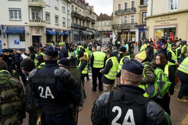 Außenpolitik,Nachrichten,Gelbwesten,Frankreich