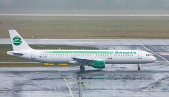 Germania,Flugzeug,Luftverkehr,Pleite,News,Presse,Aktuelles, Insight,Berlin