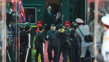 Kim Jong Un, Gipfeltreffen,Hanoi
