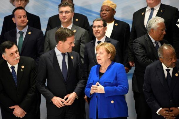 Angela Merkel,Politik,Scharm el Scheich