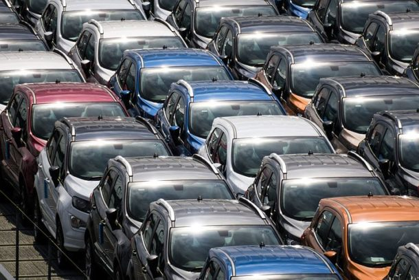 Neuwagen,Auto,Neuwagenmarkt,EU,Jahresauftakt,News,Nachrichten