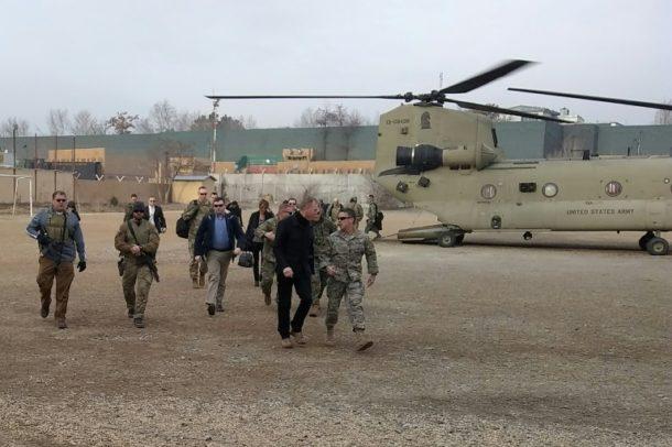 Kabul,Außenpolitik,Patrick Shanahan,Nachrichten,Afghanistan
