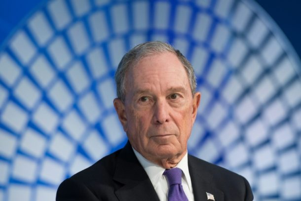 Michael Bloomberg,Politik,Donald Trump