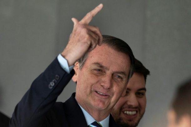 Donald Trump,Jair Bolsonaro,Weißen Haus