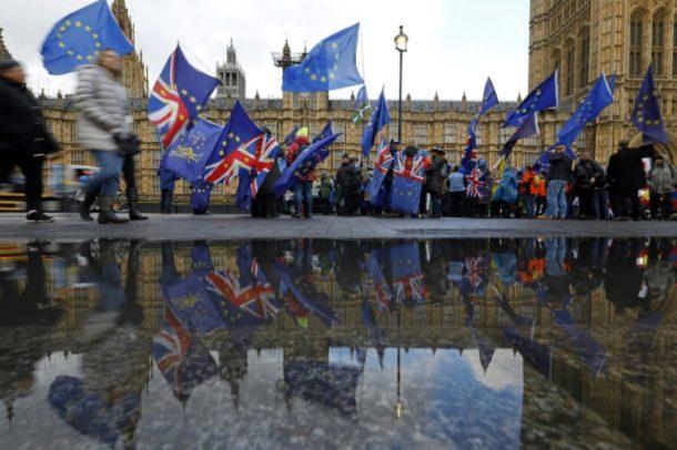 London,Brexit-Vertrag,Außenpolitik