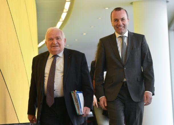 Europäische Volkspartei ,EVP,Politik