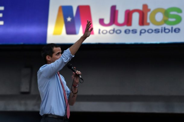 Venezuela,Juan Guaidó,Außenpolitik