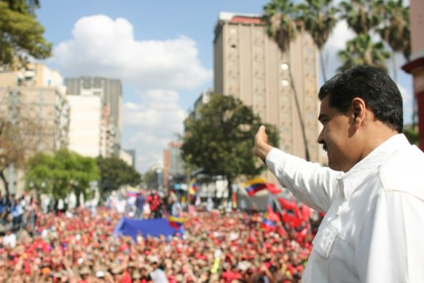 Caracas,Nicolás Maduro